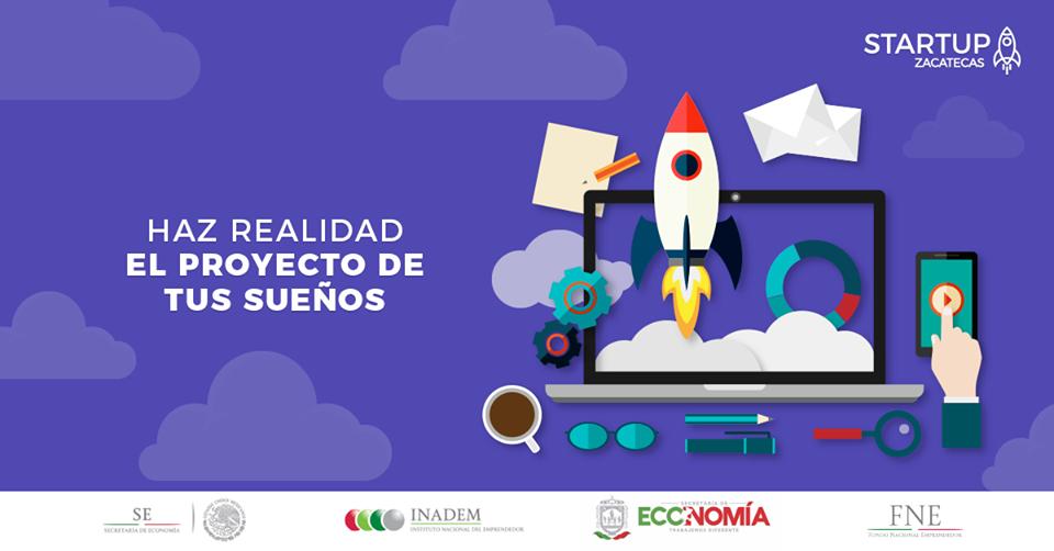 #StartupZacatecas